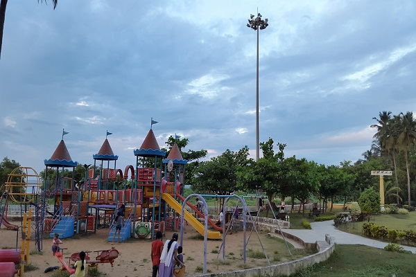 Caranzalem Park
