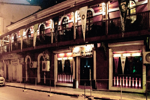 Night Clubs_Down The Road